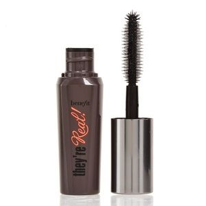 Benefit Makeup - 4/$20 Benefit They're real mascara